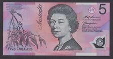 **1997 Australian  MacFarlane/Evans $5 note UNC  **