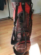OGIO Shredder Golf Stand Bag w/ 8-Way Dividers & Rain Fly