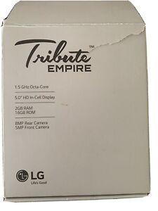 lg tribute empire cell phone (unlocked)