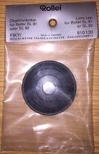 Genuine Rollei RICAMBIO Copriobiettivo SL 81/82 ORIGINALE 810 130 Push Fit