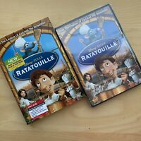 Disney Pixar's Ratatouille (DVD, 2-Disc Set) w/ Slip Sleeve Target Exclusive DVD