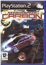 PS2 - Need for Speed: Carbon (Sony PlayStation 2, 2006)