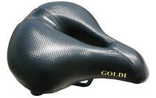 Gesundheits Sattel Goldi sehr bequem komfortabel breit
