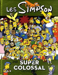 BD - LES SIMPSON, SUPER COLOSSAL > VOLUME 6 / MATT GROENING, JUNGLE