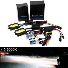 H7 55W AC CANBUS HID XENON HEADLIGHT KIT NO FLICKER FOR Mercedes-Benz BMW Audi