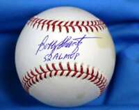 Bobby Shantz 52 Mvp Signed Tri Star Mlb Coa Major League Omlb Baseball Autograph