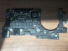 """2.4GHz i7-3635QM 8GB LOGIC BOARD MacBook Pro Retina 15"""" A1398 Early 2013 ME664"""