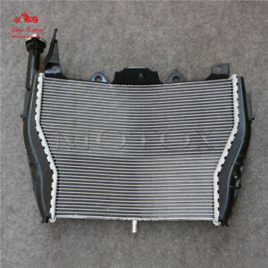 Fit For 2009-2018 BMW S1000RR Radiator Cooler Cooling With Protective side cover