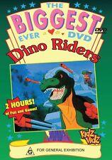 DINO RIDERS - CLASSIC CHILDRENS CARTOON NEW &SEALED DVD