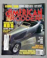American Rodder May 2003 Designer Rod: Double Dozen - Unusual Rods Modern Times