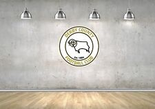 Derby County Football Club FC  - Wall Sticker Poster Mural Decal Art