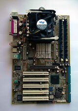 Abit IS7-E2 Mobo with Pentium 4 SL7PM Prescott 3GHz HT CPU and 2GB RAM - Test OK