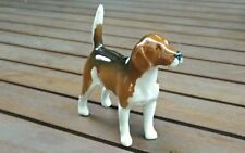 Chien de chasse Beswick porcelaine anglaise ancienne