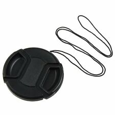 82mm Lens Cap Centre Pinch for Nikon Lens including free Lens Cap Holder