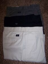 Mens Dockers lot of 3, Pleated front
