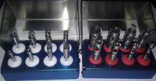 Dental ossei/trimmer 2 Mini Kit Impianto Dentale Chirurgia 16 PEZZI KIT