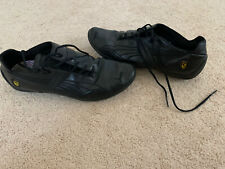 PUMA Ferrari Race Driving Shoes Mens Size 11.5 Black