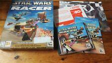 PC vintage Star Wars episode 1  primera edición en caja de cartón