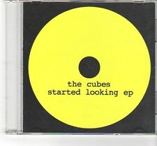 (FT556) The Cubes, Started Looking EP - 2006 DJ CD