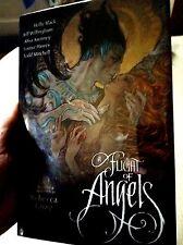 A Flight of Angels Rebecca Guay Hc