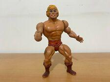 He Man Master Universe Motu Vintage Argentina Top Toys Heman Soft Head