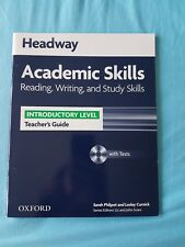 headway academic skills Introductory level Teachers's Guide R&W