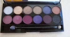 Sleek Make Up Colours Eye Shadow Vintage Romance Palette 9g i-divine