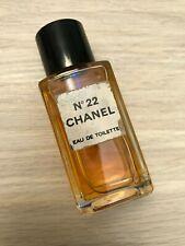 CHANEL NO. 22 VINTAGE EAU DE TOILETTE 30 ML / 1 OZ, TRAVEL SIZE