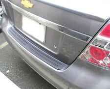 REAR BUMPER PROTECTOR FITS 2009 2010 2011 09 10 11 CHEVROLET AVEO 4 / 5 DOOR