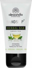 (19,90€/100ml)alessandro HERBAL BAR HANDPEELING - GREEN TEA  *NEU + OVP*