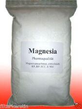 16 €/kg -  500 g Magnesia Magnesiapulver Chalk