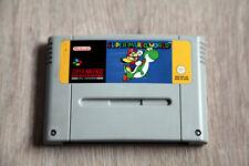 Super Mario World SNES (Super Nintendo) Game