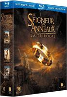 Le Seigneur des Anneaux : La Trilogie Originale Blu-Ray Neuf Version Française