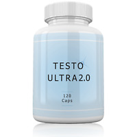 Testo Ultra 2.0 Testosteron Booster Testo Booster Muskelaufbau Extrem Schnell