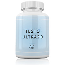 Testo Ultra Testosteron Booster Hormone Potenz Testo Booster Muskelaufbau Mittel
