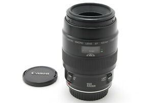 【TOP MINT】Canon Macro EF 100mm f/2.8 EF Mount Lens From JAPAN
