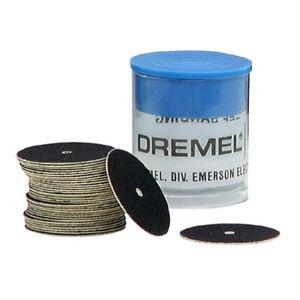 Dremel Genuine OEM 180 Grit Sanding Disc (36 Pieces) # 411