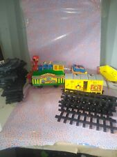 VINTAGE 1990 THE BIG TOP - MELODY CIRCUS TRAIN SET - G SCALE