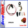 AccuSpark Electronic Ignition  Conversion Kit for Lucas DM2/25D + free Red Rotor