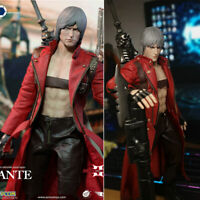 IN STOCK Asmus Toys The Devil May Cry 3 Series DANTE 1/6 Action Figure Model