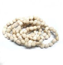 weiße Jade Armband ca. 8-10 mm / ca. 19 cm
