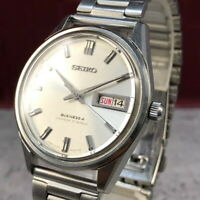 Vintage 1967 SEIKO BUSINESS-A 8346-8020 27Jewels Automatic Men's watch #375