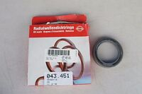 Lots of 2 Elring Wheel Bearing Seal for Porsche 356 911 928 (477405641)