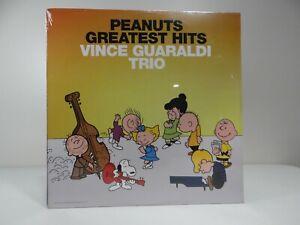 Vince Guaraldi PEANUTS GREATEST HITS 180g LP, Compilation NEW VINYL LP