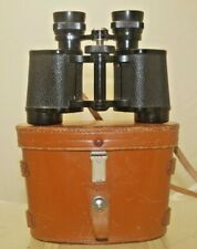 New listing Vintage 1940s Blue Sky KKS 8 X 30 Binoculars W/ Case Made - Occupied Japan
