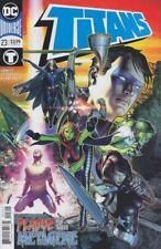 Titans #23 Peterson Cover Stock Image NM Combine Shipping