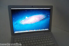Apple A1181 MacBook Intel C2D 2.10GHz 2GB 120GB Wi-Fi Bluetooth WebCAM MB402LL/A