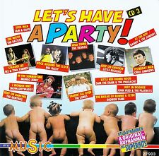 LET'S HAVE A PARTY 3 - VARIOUS ARTISTS / CD (IT'S MUSIC 22 903)