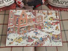 Jumbo Jan Van Haasteren Streetlife 5000 Piece Jigsaw Puzzle BRAND NEW SEALED