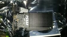 Asta 1 day MSI NVIDIA GeForce GT 710 2GB GDDR3 Graphics Card (GT 710 2GD3H LP)